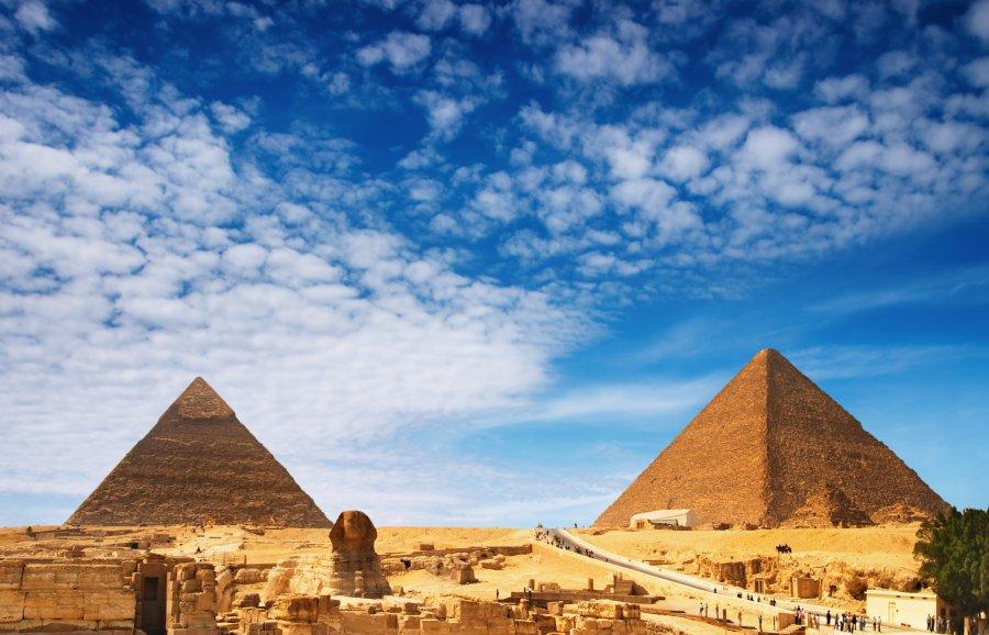 Египет! Подарки от сети отелей Nubian! Египет! Акция - Великий Рамзес