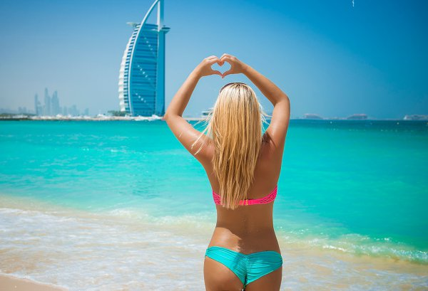 Лучшие пляжи ОАЭ: фото и описание