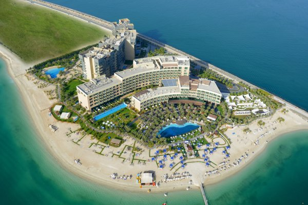 RIXOS HOTELS RESORTS & SPA 5* В ОАЭ ИЗ АЛМАТЫ!