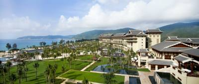 The Ritz-Carlton Sanya Yalong Bay* (Хайнань прямой рейс (SCAT) + 2н Atlantis)