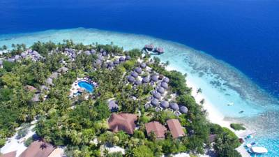 BANDOS ISLAND RESORT 5 *