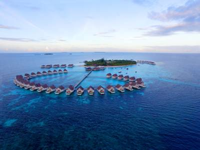 CENTARA GRAND ISLAND RESORT & SPA MALDIVES 5 *
