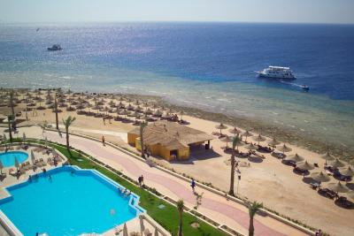 MELTON BEACH RESORT (EX. MELIA SINAI) 5*