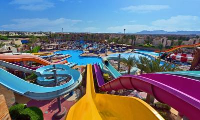 SEA BEACH RESORT & AQUA PARK (EX-TROPICANA SEA BEACH) 4*