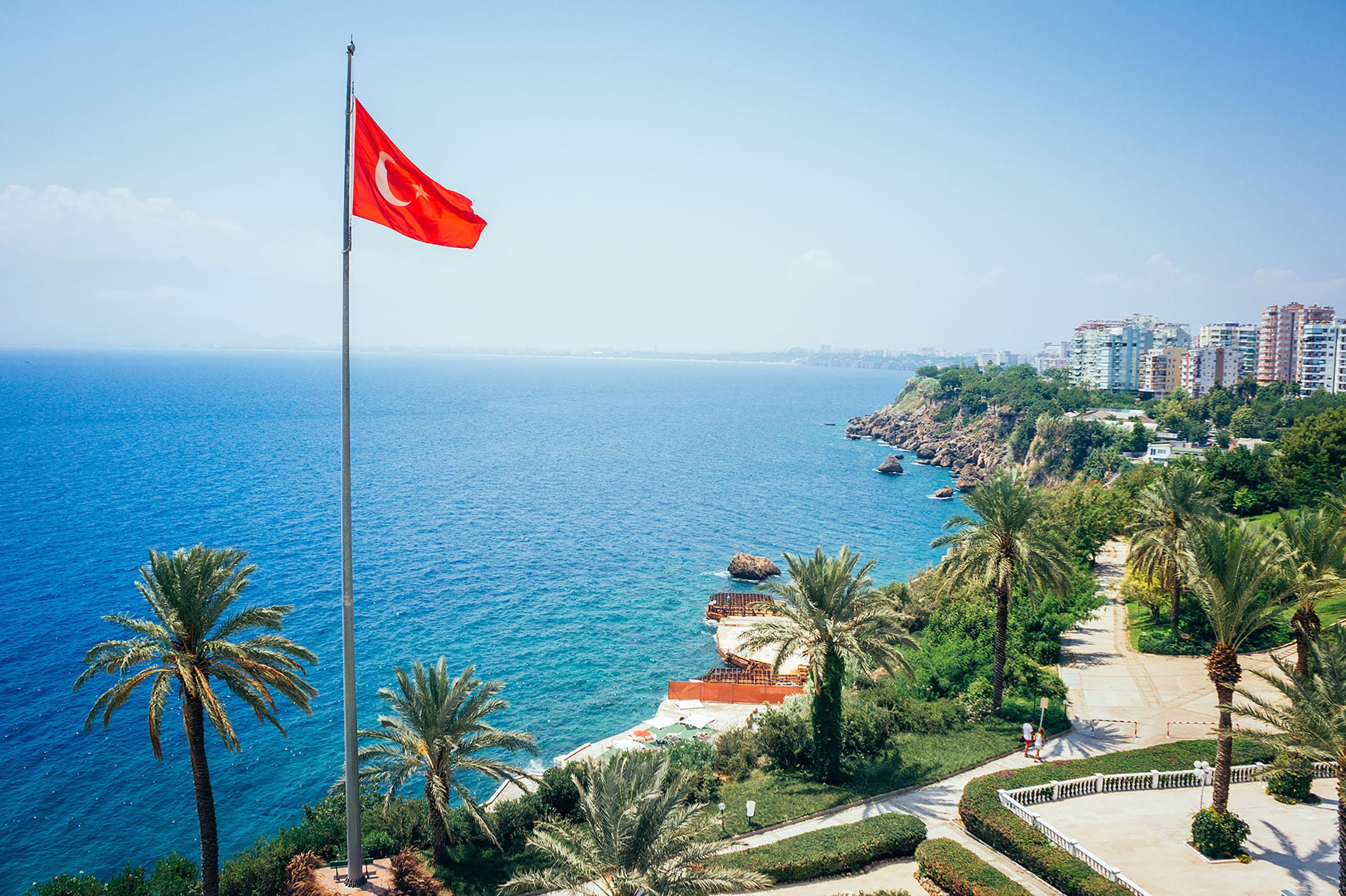 Отдых-в-Турции